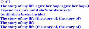 Story Of My Life14