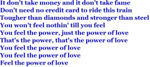 The Power Of Love7
