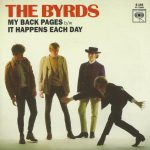 「My Back Pages」歌詞和訳!その意味とは?(The Byrds)